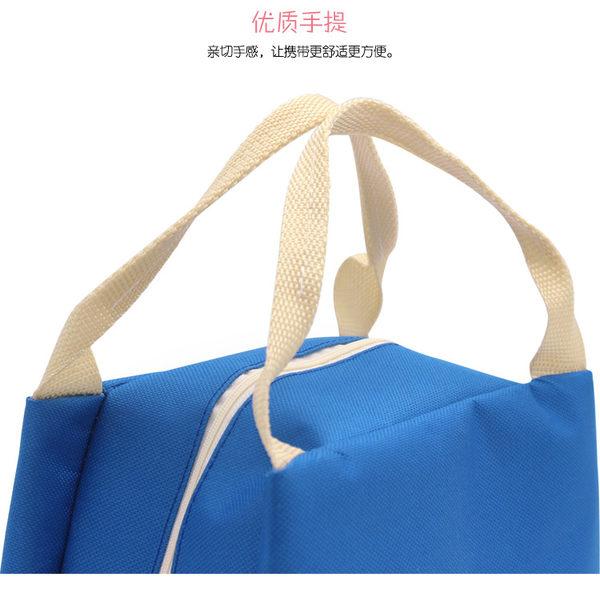 開學季特價 便當袋 新款可爱大白卡通創意保温包野餐包 600D牛津布防水午 餐袋