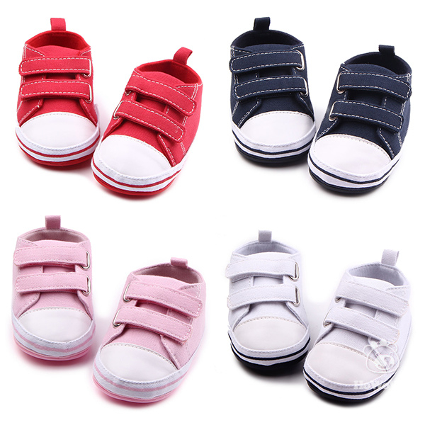 魔鬼氈百搭寶寶學步鞋 4色經典款嬰兒鞋 (11-14cm)  MIY0644 好娃娃童鞋