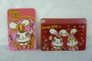 【震撼精品百貨】 Bunny King_邦尼國王兔~證件夾『粉/紅』(共2款)