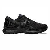 Asics Gel-nimbus 22 [1011A680-002] 男鞋 慢跑 運動 休閒 輕量 支撐 緩衝 彈力 黑