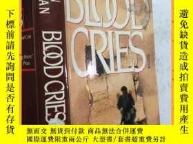 二手書博民逛書店英文書罕見blood cries 血在哭泣Y16354 詳情見圖片 詳情見圖片