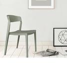 【歐雅系統家具】卡里納北歐餐椅 / 灰綠 / 北歐風 / 單椅 / 多色 / 防水 / 好收納 / 圓角安全設計