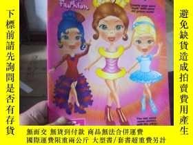 二手書博民逛書店Dress-up罕見DollsY15389