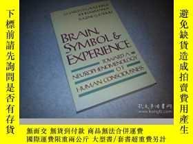 二手書博民逛書店罕見Brain,symbol&experienceY307751 Charles D. Laughlin; J