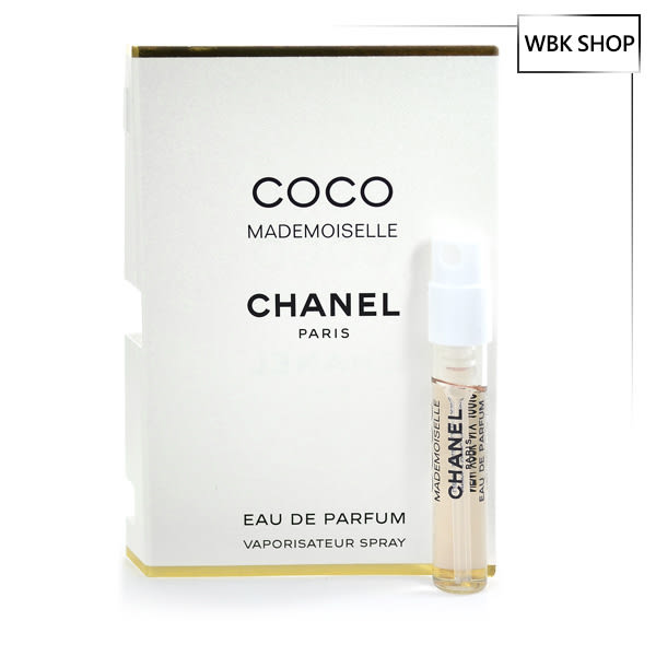 CHANEL香奈兒 摩登COCO 女性香水 原裝針管小香 2ml COCO EDP - WBK SHOP