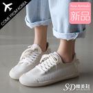 韓國空運 舒適透氣針織 舒適柔軟Q底 2...