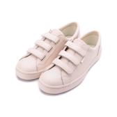 KEDS TIEBREAK 時尚皮革魔鬼氈休閒鞋 粉紅 9191W122734 女鞋