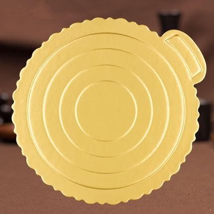 【蛋糕金卡紙6吋 CA178 】NO135烘焙用品蛋糕托盤 蛋糕紙【八八八】e網購