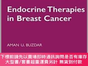 二手書博民逛書店Endocrine罕見Therapies In Breast CancerY255174 Buzdar, Am