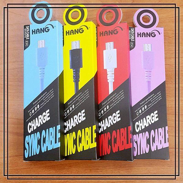 『HANG Micro USB 1米傳輸線』LG X Fast K600y X5 充電線 傳輸線 2.1A快速充電
