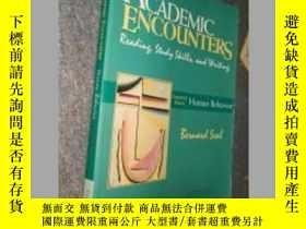 二手書博民逛書店【預訂】Academic罕見Encounters: Human