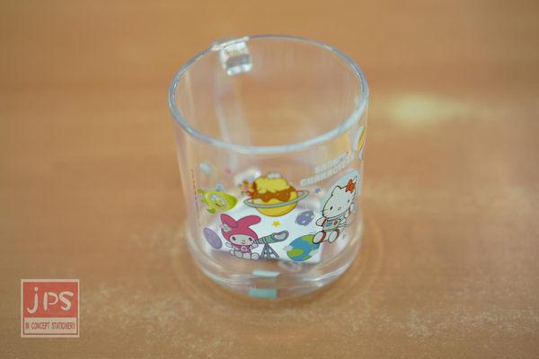 Hello Kitty MIX太空 壓克力水杯 (SANRIO大集合)