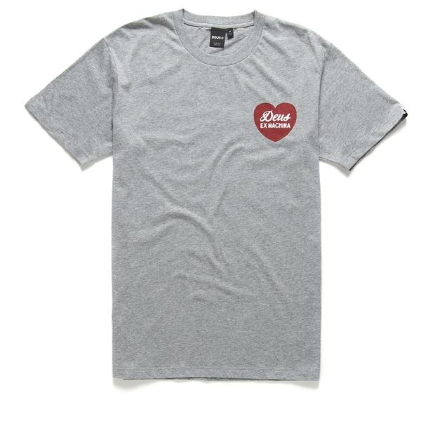 Deus Ex Machina Sentiments Tee T恤 - 灰