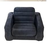 INTEX豪華單人充氣沙發床折疊沙髮 懶人沙發床 DF 交換禮物
