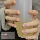 指甲油 奶茶色指甲油膠2020新款流行夏季款裸色顯白持久美甲店專用光療膠 新年特惠