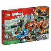 樂高LEGO 侏羅紀 侏羅紀世界 霸王龍 突破包圍 10758 TOYeGO 玩具e哥