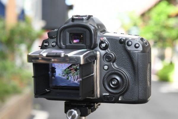 GGS LCD Portable Ocular sunshade hood 3.2吋 3X 3倍 放大觀景器 遮陽罩 GGSFoto