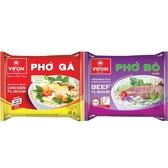 VIFON 越南河粉(65g) 雞肉味/牛肉味【小三美日】泡麵/進口/ 團購