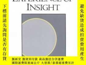 二手書博民逛書店Experience罕見Of Insight (shambhala Dragon Editions)Y4042