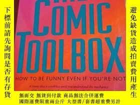 二手書博民逛書店The罕見Comic Toolbox 英文版Y354 如圖 如圖