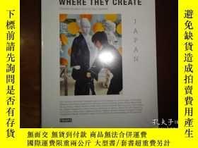 二手書博民逛書店Where罕見They Create: Japan:Creati