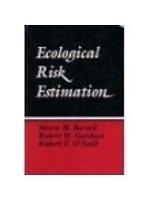 二手書博民逛書店《Ecological risk estimation》 R2Y