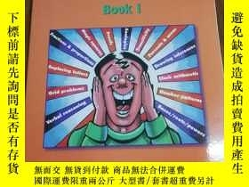 二手書博民逛書店Cranium罕見Crackers, Book 1: Criti