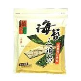 橘平屋 海苔三明治-芝麻杏仁夾心50g【愛買】