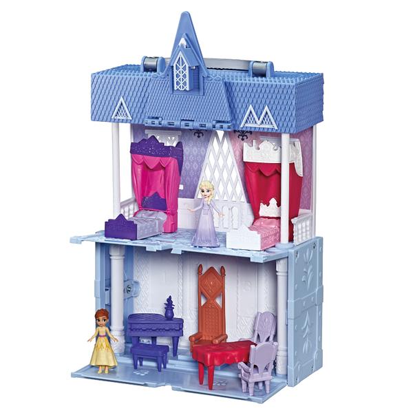 冰雪奇緣2基本小城堡遊戲組