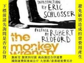 二手書博民逛書店The罕見Monkey Wrench Gang-活動扳手組Y436638 Edward Abbey Pengu