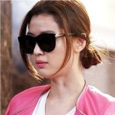 【TT】墨鏡女 明星優雅新款太陽鏡眼鏡複古圓臉女士韓版偏光網紅墨鏡眼鏡