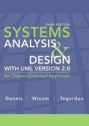 二手書博民逛書店《Systems Analysis and Design wit