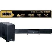 《破盤出清+加碼送安裝》SAMPO聲寶 2.1聲道Soundbar家庭劇院組HTS-2000