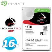 Seagate 那嘶狼【IronWolf Pro】16TB 3.5吋 NAS硬碟 (ST16000NE000)