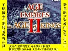 二手書博民逛書店Age罕見of Empires II: The Age of K