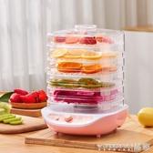 乾果機 幹果機家用食品烘幹機水果蔬菜寵物肉類食物脫水風幹機小型 晶彩LX