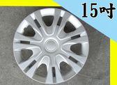 通用型 全銀色款 15吋 四入 改裝亮面款 仿鋁圈樣式 通用型 汽車專用 輪圈蓋 鐵圈蓋 無LOGO