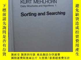 二手書博民逛書店Data罕見Structures and Algorithms 1: Sorting and Searching數