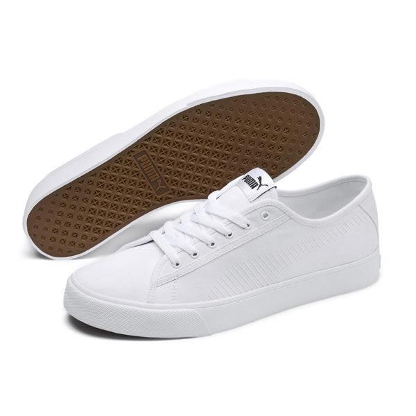 Puma Bari 男 白色 板鞋 滑板鞋 小白鞋 平底鞋 網球鞋 休閒 舒適 彈性鞋墊 緩衝 36911602