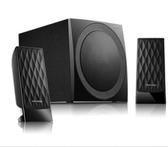 [富廉網] 【Microlab】M-300 2.1聲道多媒體音箱系統