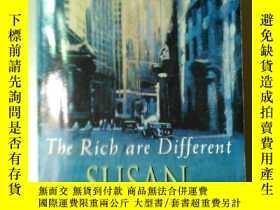 二手書博民逛書店The罕見Rich Are Different27190 Sus