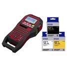 【任選市價399原廠標籤帶3捲】EPSON LW-Z900 工程用手持標籤機
