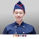 晶輝專業團體制服CH118*日式料理廚師帽子 酒店餐廳男女服務員工作帽壽司帽船帽可刺繡