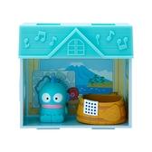小禮堂 人魚漢頓 迷你公仔娃娃屋 (藍色款) 4550337-81167