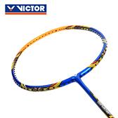 VICTOR 突擊羽球拍-3U (免運 羽球 羽毛球拍 空拍 勝利≡威達運動≡