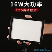 攝影燈 溯途 攝影燈led補光燈拍照補光專業室內人像攝像柔光燈小型單反相機拍照燈 野外
