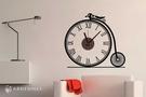 【ARDENNES】時尚壁貼鐘/時鐘/壁...