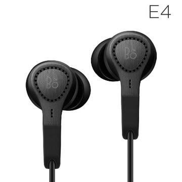 丹麥品牌 B&O Beopla E4 入耳式耳機 iPHONE耳機孔可用 降噪