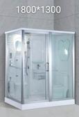 【麗室衛浴】E-309 包租公包租婆最愛.豪華整體浴室 適合遊艇.貨櫃屋等 長180*寬130*高220