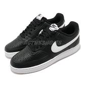 Nike 休閒鞋 Wmns Court Vision Low 黑 白 女鞋 基本款 運動鞋 【ACS】 CD5434-001